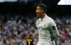24 bàn thắng của Ronaldo ở La Liga mùa này