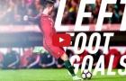 Cái chân trái lợi hại của Cristiano Ronaldo