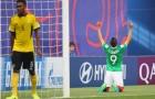 Chiến thắng của Mexico trước Vanuatu, trận đấu hay nhất WC U20?