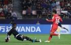 Guinea thất thủ trước lối chơi khoa học của Hàn Quốc