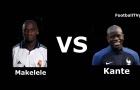 Makelele vs Kante - Quá khứ và hiện tại