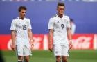 Mơ vô địch, U20 Đức tỉnh mộng nhờ U20 Venezuela