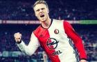 Nicolai Jorgensen: Tiền đạo hay nhất Hà Lan mùa này