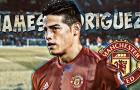 Điểm tin sáng 21/05: James Rodriguez rất gần M.U; Real nhận cú hích trước 'chung kết'