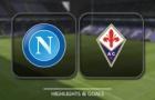 Highlight: Napoli 4-1 Fiorentina (Vòng 37 Serie A)