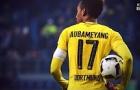 Pierre-Emerick Aubameyang, vua phá lưới của Bundesliga mùa này