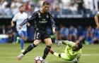 5 điểm nhấn Malaga 0-2 Real: 'Ông vua' Ronaldo; Bái phục Zidane