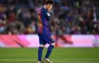 5 lý do khiến Barca gục ngã ở La Liga: Chứng phụ thuộc MSN?