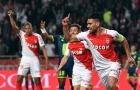 Màn ăn mừng chức vô địch của AS Monaco