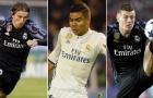 Hàng tiền vệ chính là chìa khóa mở ra thành công cho Real Madrid