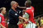 Khi Roy Keane và Patrick Vieira đối đầu nhau
