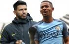Aguero + Gabriel Jesus, đâu là hàng công tối ưu cho Man City?