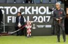 Hậu khủng bố, Mourinho và các học trò căng thẳng ở Stockholm
