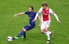 Chấm điểm Ajax: Thất vọng hàng công