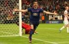 Cú móc bóng siêu đẳng giúp Mkhitaryan có kỷ lục mới