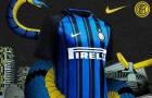 Inter Milan ra áo đấu mới 'hù dọa' đối thủ