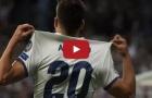 Marco Asensio chơi rất hay trong mùa 2016/17