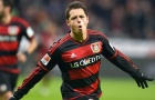 Những bàn thắng của Chicharito cho Leverkusen mùa này