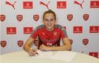 Vivianne Miedema - Tân binh rất đáng chú ý của đội nữ Arsenal