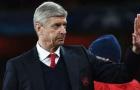 Wenger bóng gió 'tạm biệt' NHM Arsenal