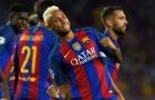 10 ngôi sao chuyền giá trị nhất La Liga: Neymar thống trị