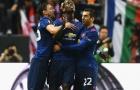 8 thống kê giúp Man Utd làm nên lịch sử tại Europa League