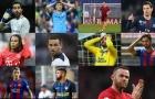 Đội hình tệ nhất châu Âu mùa 2016/17: Thảm họa Andre Gomes; dấu chấm hết cho Rooney?