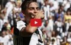 Dybala, Messi, Giovani dos Santos và những bàn thắng đẹp nhất tuần