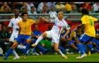 Khi Zidane biến những Ronaldo, Ronaldinho, Kaka thành trò hề (World Cup 2006)