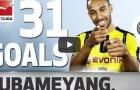 Tất cả các bàn thắng của Pierre-Emerick Aubameyang mùa 2016/17