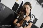 Nhan sắc mặn mà của người mẫu yêu Juventus