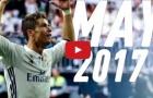 Những pha xử lý cực hay của Cristiano Ronaldo trong tháng Năm