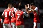 TRỰC TIẾP Arsenal 1-0 Chelsea: The Blues vùng dậy (H1)