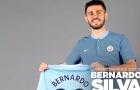 11 bàn thắng của Bernardo Silva cho Monaco
