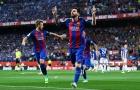 Màn trình diễn của Lionel Messi vs Alaves