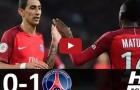 Niềm vui của PSG trong ngày giành ngôi vô địch Cúp Quốc gia Pháp