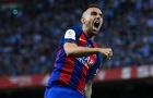 Paco Alcacer bất lực khi nói về tương lai tại Barca