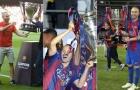 Vượt Xavi, Iniesta cán mốc khủng trong sự nghiệp
