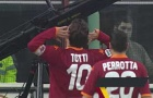 23 bàn thắng trong 23 mùa giải cống hiến của Totti tại Roma