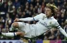 Luka Modric không có đối thủ mùa 2016/17