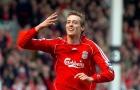 Tất cả bàn thắng Peter Crouch ghi được ở Liverpool