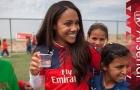 Alex Scott - Sao nữ đầy tài năng của Arsenal