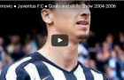 Ibrahimovic thời còn thi đấu cho Juventus
