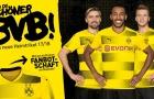 Lóa mắt trước những mẫu áo mới cực chất của các CLB Bundesliga