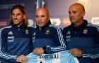 Sampaoli CHÍNH THỨC ra mắt, chờ ngày chỉ dạy Messi