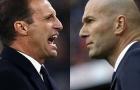 Điểm tin sáng 03/06: Zidane, Allegri đấu 'võ mồm'; M.U nhắm sao Real Madrid