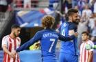 Màn trình diễn của Antoine Griezmann vs Paraguay
