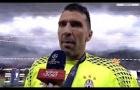 Những giọt nước mắt của Buffon tại CK Champions League