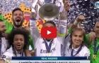 Toàn cảnh lễ trao giải Champions League: Nụ cười Real, nước mắt Juventus