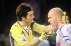 World Cup 2006, Buffon nhìn Zidane cuối đầu rời sân